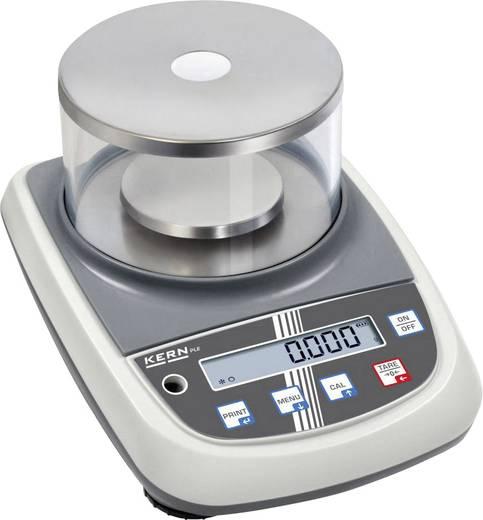 Präzisionswaage Kern PLE 420-3N Wägebereich (max.) 420 g Ablesbarkeit 0.001 g netzbetrieben, akkubetrieben Silber