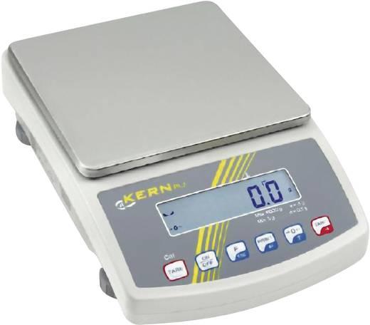 Präzisionswaage Kern PLJ 600-2GM Wägebereich (max.) 600 g Ablesbarkeit 0.01 g netzbetrieben, akkubetrieben Silber