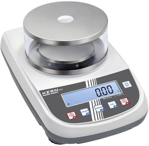 Präzisionswaage Kern PLS 720-3A Wägebereich (max.) 720 g Ablesbarkeit 0.001 g netzbetrieben Silber