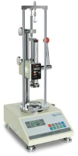 Sauter SD 500N100. Federprüfsystem 500 N: 0,1 N