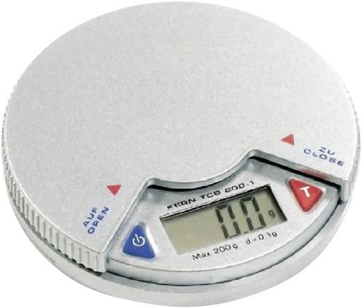 Taschenwaage Kern Wägebereich (max.) 200 g Ablesbarkeit 0.1 g batteriebetrieben