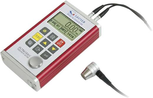 Sauter Ultraschall-Materialdickenmessgerät 0,75 - 80 mm (7 MHz)