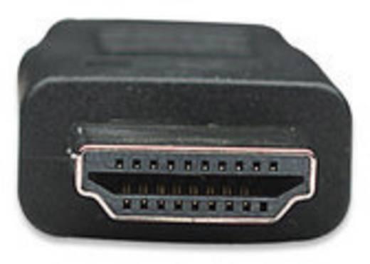 HDMI Anschlusskabel [1x HDMI-Stecker - 1x HDMI-Stecker] 1.8 m Schwarz Manhattan