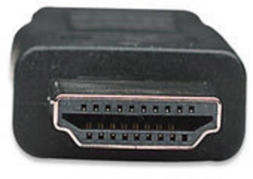 HDMI Anschlusskabel [1x HDMI-Stecker - 1x HDMI-Stecker C Mini] 1.8 m Schwarz Manhattan