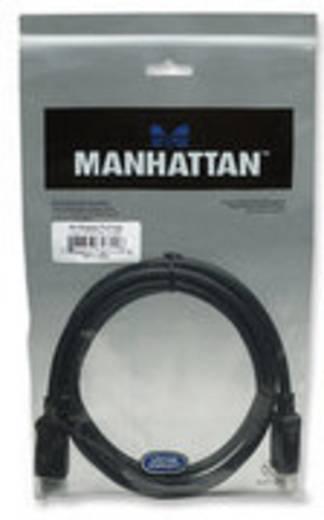 DisplayPort Anschlusskabel [1x DisplayPort Stecker - 1x DisplayPort Stecker] 2 m Schwarz Manhattan