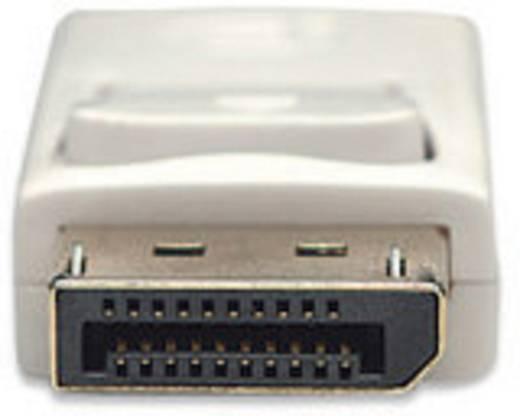 DisplayPort Anschlusskabel [1x Mini-DisplayPort Stecker - 1x DisplayPort Stecker] 1 m Weiß Manhattan