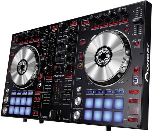 DJ Controller Pioneer DJ DDJ-SR