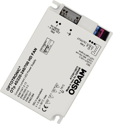 LED-Treiber Konstantstrom OSRAM OTP 45/220-240/700 HD FAN VS20 700 mA 120 V/DC