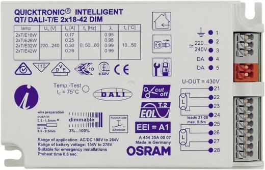 OSRAM QTI DALI-T/E 2X18-42 DIMUNV1
