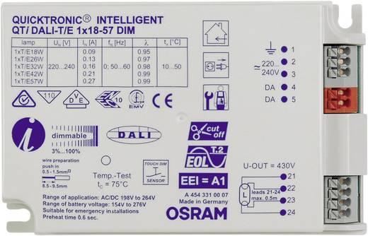 OSRAM QTI DALI-T/E 1X18-57 DIMUNV1