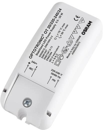 LED-Trafo Konstantspannung OSRAM OT 20/220-240/24 VS20 20 W 24 V/DC
