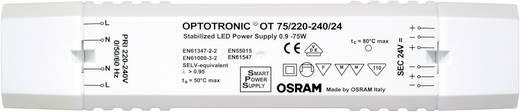 LED-Trafo Konstantspannung OSRAM OT 75/220-240V/24 VS10 75 W (max) 24 V/DC dimmbar