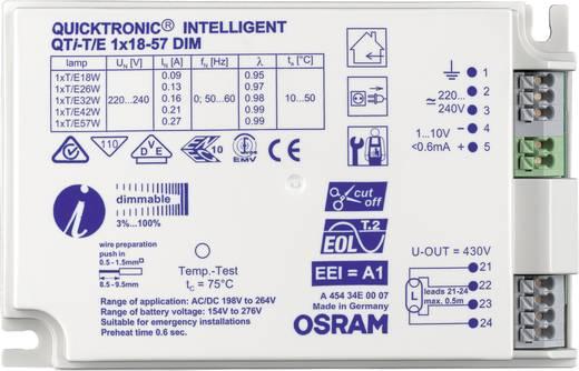 OSRAM QTI-T/E 1X18-57/220-240 DIM UNV1