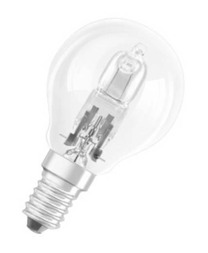 Halogen 77.0 mm OSRAM 230 V E14 46 W Warm-Weiß EEK: D Glühlampenform dimmbar 1 St.