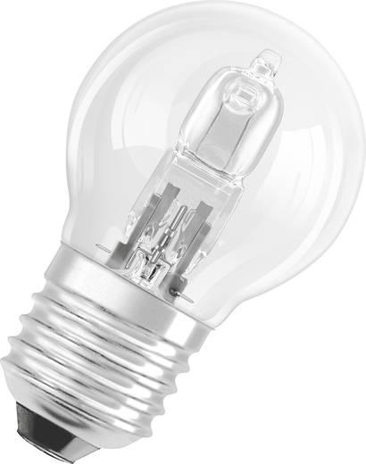 Halogen 74.0 mm OSRAM 230 V E27 20 W Warm-Weiß EEK: D Glühlampenform dimmbar 1 St.