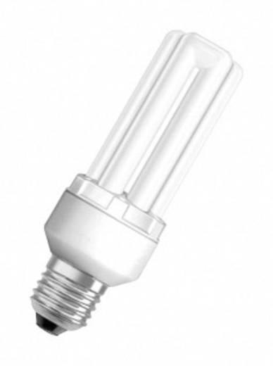 Energiesparlampe 171 mm OSRAM 230 V E27 22 W = 98 W Warmweiß EEK: A Stabform 1 St.