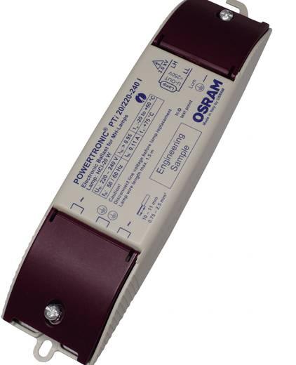OSRAM Hochdruckentladungslampe EVG 20 W (1 x 20 W) mit Zugentlastung