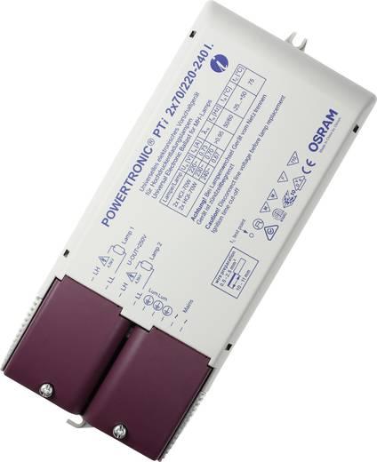 OSRAM Hochdruckentladungslampe EVG 140 W (2 x 70 W) mit Zugentlastung