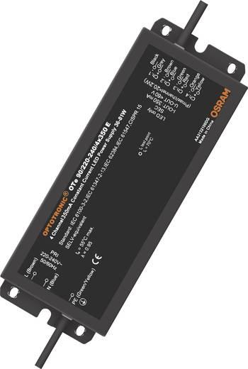 LED-Treiber Konstantstrom OSRAM OTE 90/220-240/4X350 E 6X1 36 bis 81 W 350 mA 60 V/DC