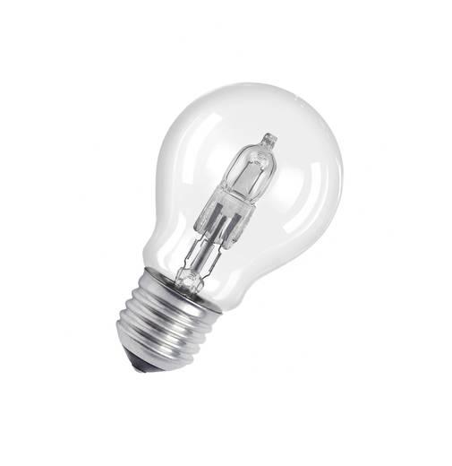 Halogen 94.0 mm OSRAM 230 V E27 20 W Warm-Weiß EEK: D Glühlampenform dimmbar 1 St.