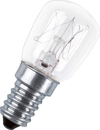 Kühlschrank-Leuchtmittel 57.0 mm OSRAM 230 V E14 25 W Warm-Weiß EEK: E Kolbenform dimmbar Inhalt 1 St.