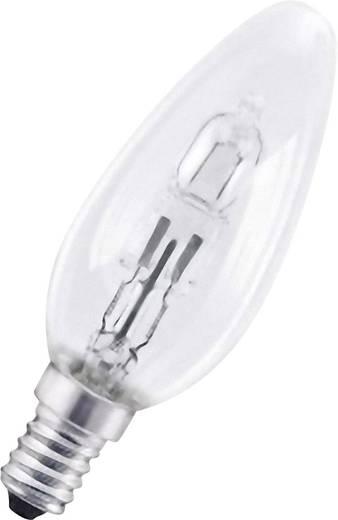 Halogen 95.0 mm OSRAM 230 V E27 46 W Warm-Weiß EEK: D Glühlampenform dimmbar 1 St.