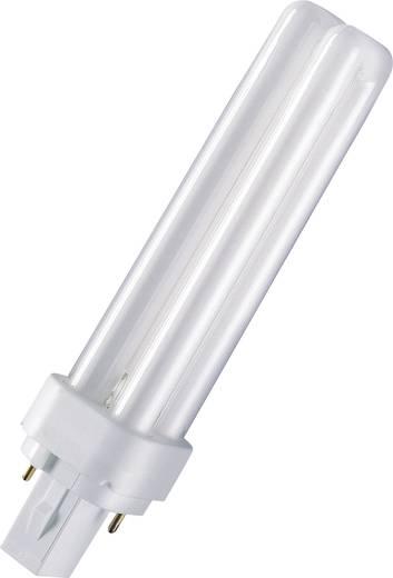 Energiesparlampe 172.0 mm OSRAM G24d-3 26 W Warm-Weiß EEK: B Röhrenform Inhalt 1 St.