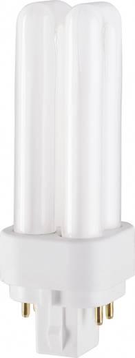 Energiesparlampe 103.0 mm OSRAM G24q-1 10 W Warm-Weiß EEK: A Röhrenform Leuchtmittel-Besonderheiten:dimmbar Inhalt 1 St.