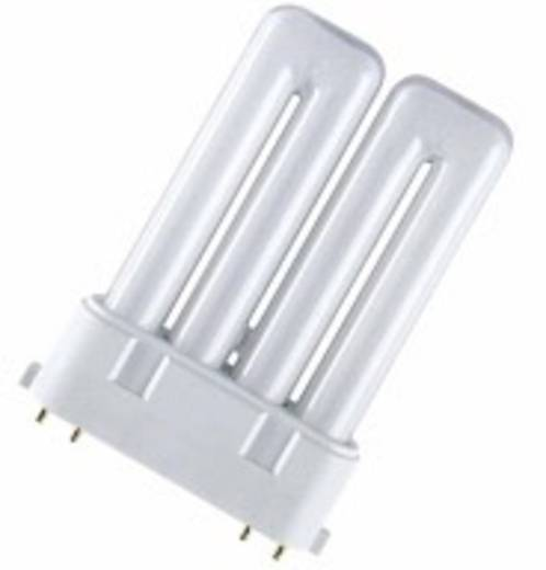 Energiesparlampe 122.0 mm OSRAM 2G10 18 W Kalt-Weiß EEK: A Röhrenform Inhalt 1 St.