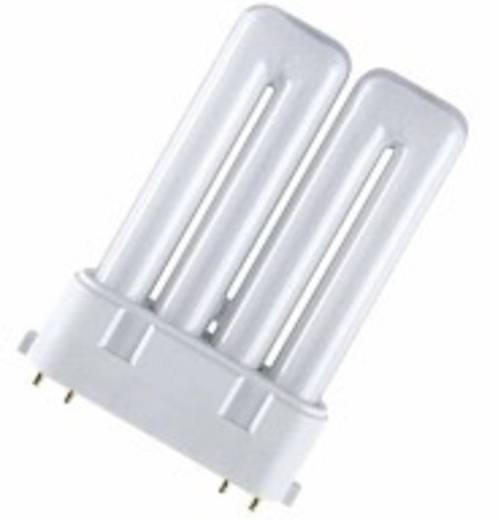 Energiesparlampe 122.0 mm OSRAM 2G10 18 W Warm-Weiß EEK: A Röhrenform Inhalt 1 St.