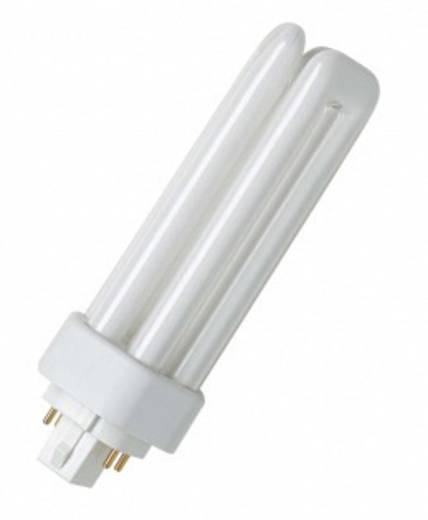 Energiesparlampe 117.0 mm OSRAM 100 V GX24q-2 18 W Warm-Weiß EEK: A Röhrenform Leuchtmittel-Besonderheiten:dimmbar Inhal