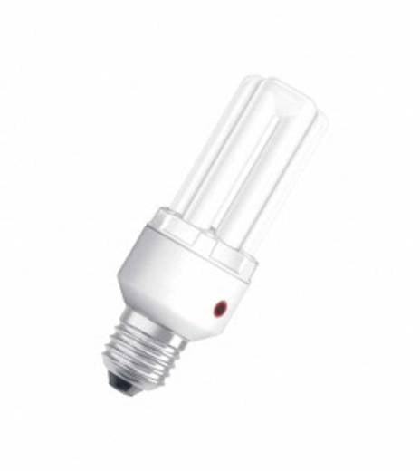 Energiesparlampe 129.0 mm OSRAM 230 V E27 15 W Warm-Weiß EEK: A Stabform Inhalt 1 St.