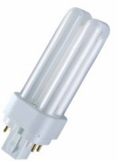 Energiesparlampe 146.0 mm OSRAM G24q-2 18 W Tageslicht-Weiß EEK: A Röhrenform Leuchtmittel-Besonderheiten:dimmbar Inhalt 1 St.