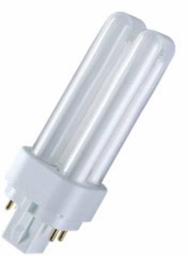 Energiesparlampe 146.0 mm OSRAM G24q-2 18 W Tageslicht-Weiß EEK: A Röhrenform Leuchtmittel-Besonderheiten:dimmbar Inhal