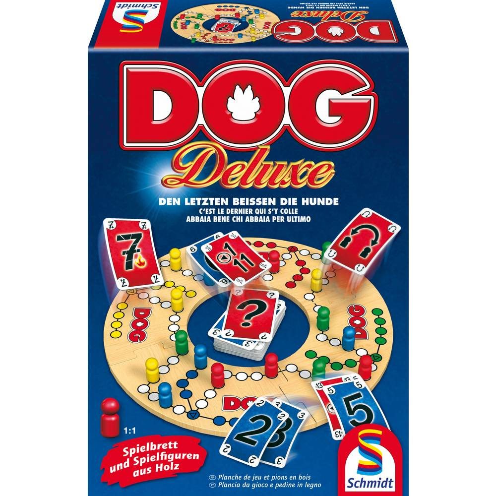 Schmidt games DOG deluxe
