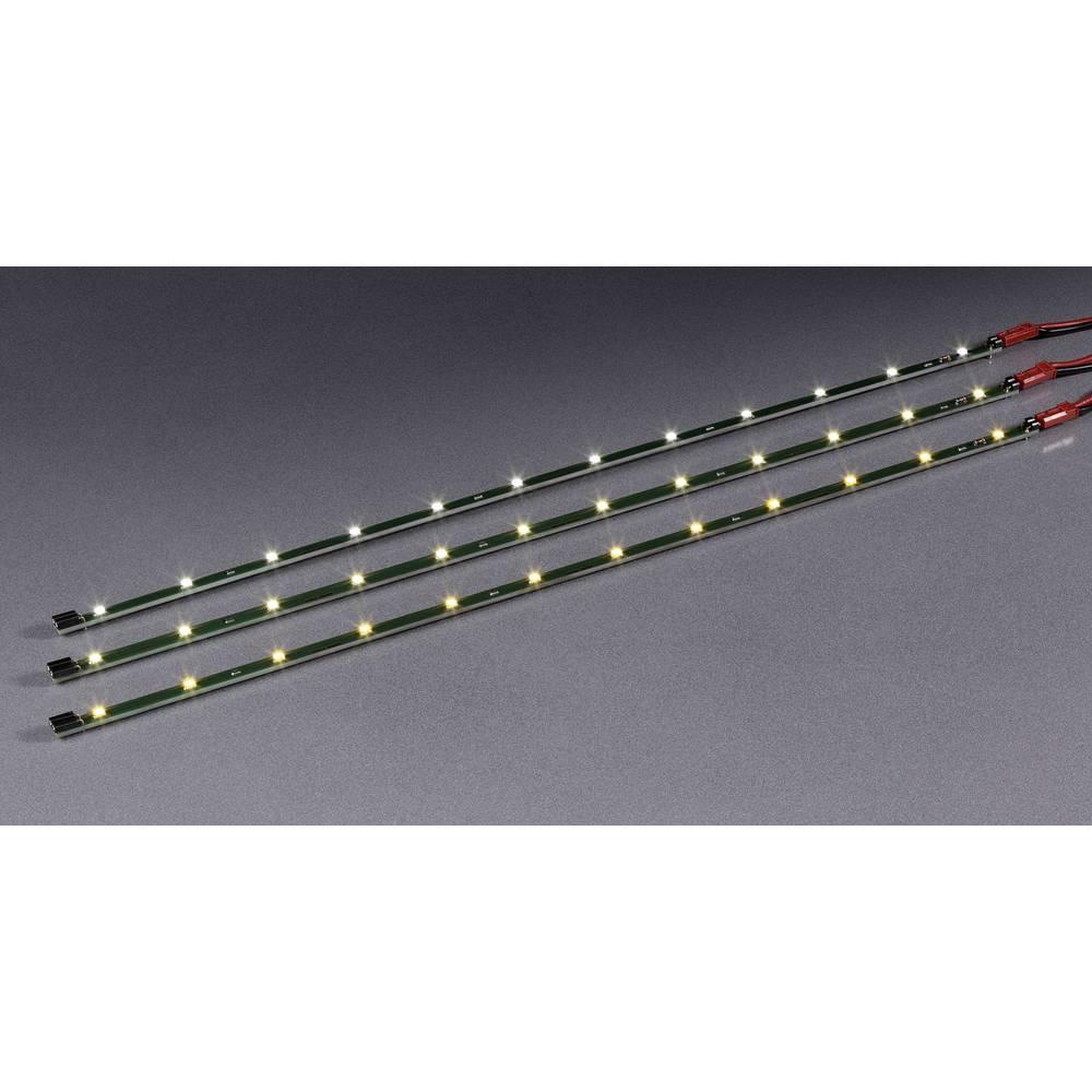 Conrad Components LED-Streifen mit Stecker/Buchse 12 V 33 cm Kalt ...