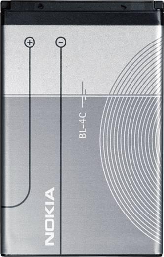 Handy-Akku Nokia Passend für: Nokia 1006, Nokia 1202, Nokia 1506, Nokia 1508, Nokia 1508i, Nokia 1661, Nokia 1662, Nokia