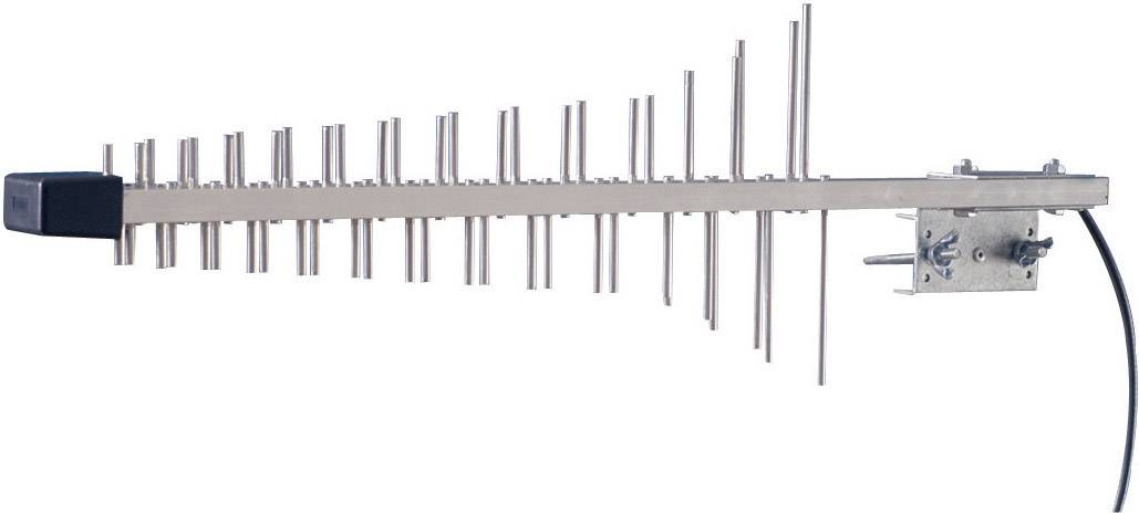 Hochleistungs-Richtantenne für das Hausdach oder einen Antennenmast