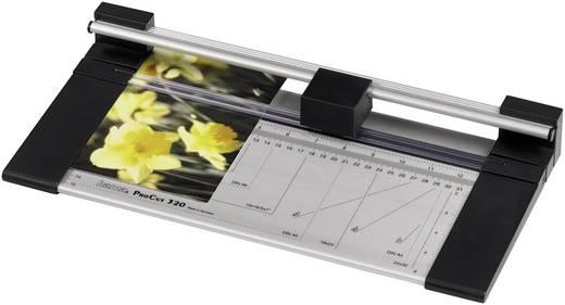 Rollenschneider Hama ProCut 320 A4 Schnittleistung A4 80 g/m²: 5 Blatt
