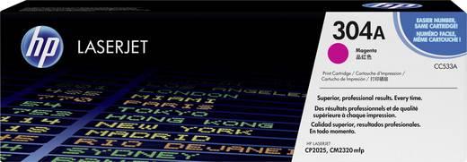 HP Toner 304A CC533A Original Magenta 2800 Seiten