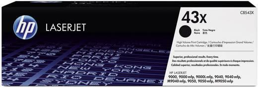 HP Toner 43X C8543X Original Schwarz 30000 Seiten
