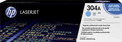 HP Toner 304A CC531A Original Cyan 2800 Seiten