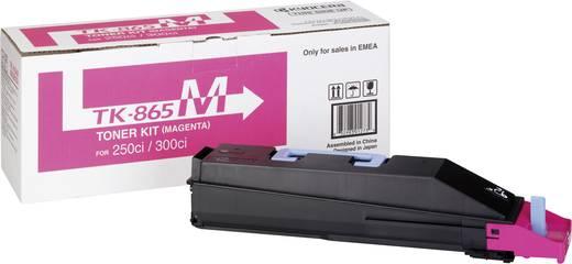 Kyocera Toner TK-865M 1T02JZBEU0 Original Magenta 12000 Seiten
