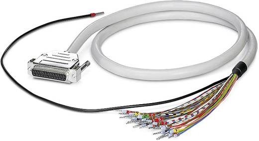 CABLE-D-37SUB/F/OE/0,25/S/1,0M - Kabel CABLE-D-37SUB/F/OE/0,25/S/1,0M Phoenix Contact Inhalt: 1 St.