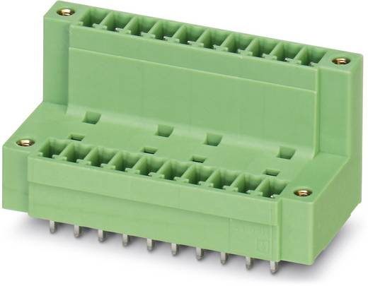 Stiftgehäuse-Platine MCDV Phoenix Contact 1830392 Rastermaß: 3.81 mm 50 St.