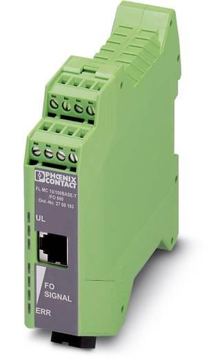 LWL-Umsetzer Phoenix Contact FL MC 10 / 100BASE-T / FO-660 LWL-Konverter