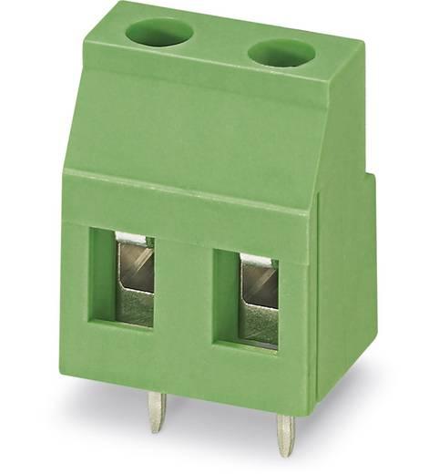 Schraubklemmblock 2.50 mm² Polzahl 2 GMKDS 3/ 2 Phoenix Contact Grün 100 St.