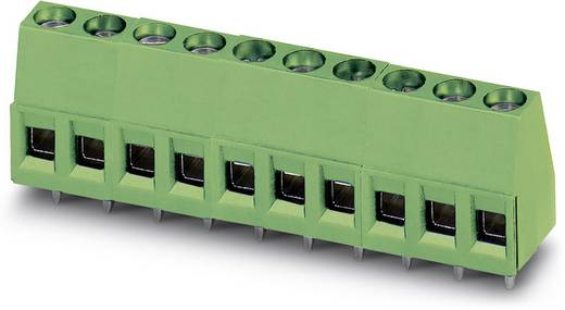 Schraubklemmblock 1.50 mm² Polzahl 6 MKDS 1,5/ 6 Phoenix Contact Grün 50 St.