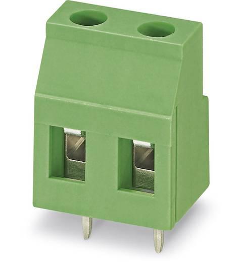 Schraubklemmblock 2.50 mm² Polzahl 2 GMKDS 3/ 2-7,62 Phoenix Contact Grün 100 St.