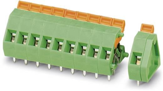 Federkraftklemmblock 1.50 mm² Polzahl 2 ZFKDSA 1,5-W-5,08- 2 Phoenix Contact Grün 50 St.